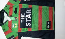 NRL RABBITOHS 2013 Jersey Fully personally signed in 2014 24