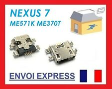 Connecteur alimentation USB Asus Google Nexus 7 2013 ME571K ME370T