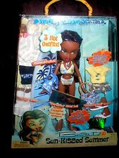 New BRATZ SASHA SUN-KISSED SUMMER  DOLL GORGEOUS VERY COOL MUST SEE