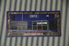 Sim City CCG -- Rare Long Card -- Cineplex -- Card Game Mayfair