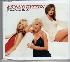 (CK997) Atomic Kitten, If You Come To Me - 2003 CD