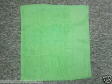 Ikea 100% Cotton Unisex Lime Green Face Cloth Flannel New