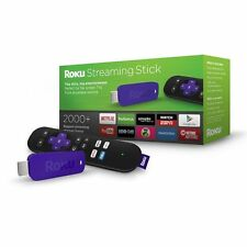 NEW ~ Roku TV Streaming Media Digital Player HD HDMI Smart Channels Movies