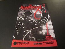 HANGMAN #1 LOCAL COMIC SHOP DAY VARIANT RARE HTF!!