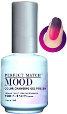 LeChat Perfect Match Mood Changing Gel Color Twilight Skies -  0.5 oz - MPMG24