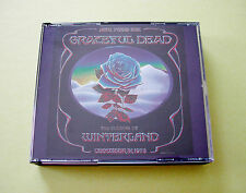 Grateful Dead The Closing of Winterland December 31, 1978 New Years Eve !!! 4 CD