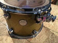 Mapex Meridian 12 X 9 Tom, All Maple, Champagne Burst Lacquer Finish