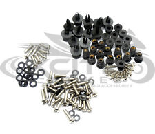 Fairing bolts kit, stainless steel, Kawasaki ZX-10R 2008-2010 08 09 10 #BT143#