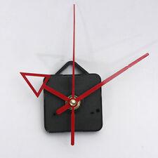 Mecanismo Reloj de Cuarzo de Maquinaria Movimiento 3 Punteros Agujas DIY Rojo