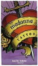 Madonna Tattoo Eau De Toilette Perfume 50ml