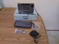 Sony ICF-SW55 FM Stereo/LW/MW/SW PLL Sythesized World Band Receiver Radio