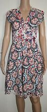 LAURA FOR TOP SHOP FLORAL DRESS, ROCK CHICK, ROCK'N'ROLL, ROCKABILLY, RETRO