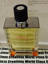 TERRE D' HERMES FOR MEN - 3.3 OZ/100 ML EDT SPRAY - NO BOX