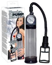 Penis pump deluxe - Pompa terapeutica per ingrandire e per sviluppare il pene