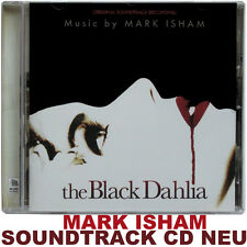 The Black Dahlia - Mark Isham - Soundtrack CD NEU