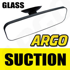 CAR INTERIOR REAR VIEW SUCTION CUP MIRROR WINDOWSCREEN FIAT GRANDE PUNTO