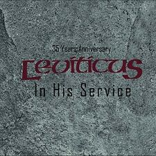 Leviticus - In His Service: 35 Years Anniversary [New CD] Holland - Import, NTSC