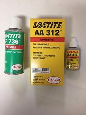 Loctite Rearview Mirror Adhesive-and Primer -3325  24 ml