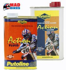 Putoline Action Fluid Air Filter Oil & Cleaner KTM 125, 250, 300, 350, 450 EXC