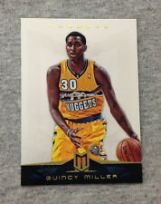 2012/13 Momentum Hobby Base #69 QUINCY MILLER Nuggets/Baylor - Panini