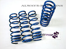 Manzo Lowering Springs Fits Ford Focus 00 - 04 SE LX SVT ZTS ZX3 ZX5 SKG40