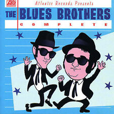 The Blues Brothers Complete by The Blues Brothers (CD, Nov-1996, Wea/Warner)