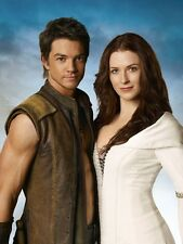 POSTER LEGEND OF THE SEEKER LA SPADA DELLA VERITA CRAIG HORNER BRIDGET REGAN #2