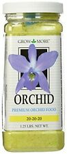 All-Purpose Orchid Fertilizer - 1.25 lbs 20-20-20 Formulation by Grow More
