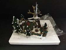 "DEPT 56 GENERAL VILLAGE  ""MILL CREEK CAMPSITE""  - #52894 - NEW IN BOX"