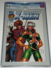 Uncanny X-men 385 CGC Graded 9.6 NM+ condition Wizard World Variant Cover
