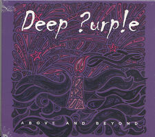 DEEP PURPLE Above and beyond | Maxi-CD mit 4 Tracks | mit 2 live 2013