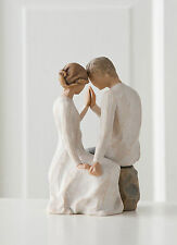 Willow Tree Figurine - Around You, 27182, Ideal Engagement or Wedding Gift