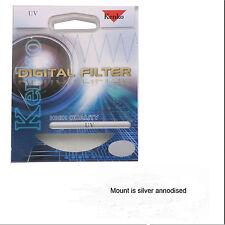 Kenko 30 mm Protección Uv Filtro japonés de vidrio óptico por Tokina