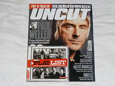 UNCUT magazine March 2006 #106 paul weller KISS + CD creedence Arctic Monkeys