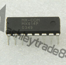 MPN:MX614P Manufacturer:MX-COM Encapsulation:DIP-16