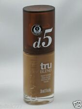 NEW CoverGirl TruBlend Liquid Make Up Foundation-d5 Tawny