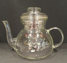 Princess Heritage Teapot By Princess House Made In Czech Republic