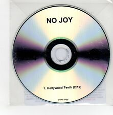 (GE592) No Joy, Hollywood Teeth - 2015 DJ CD