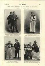 1895 Chat With Mr Cp Little Chili Widow At Royalty Theatre