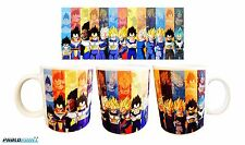 New Vegeta SSJ DBZ Dragon Ball Z Super coffee tea mug 11oz Gift Birthday