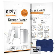 Orzly Crystal Clear 5 in 1 Plastic Screen Protector for iPhone 7 (4.7'')