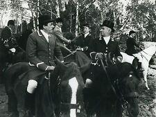 LOUIS DE FUNES FANTÔMAS CONTRE SCOTLAND YARD 1967 VINTAGE PHOTO TV #17