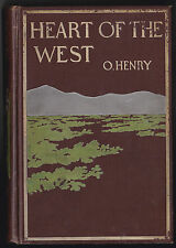 O Henry (William Sidney Porter) - Heart of the West - 1st 1907, Dennis Wheatley
