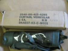 M151 M151A2 NOS VYNAL SIDE CURTAIN   2540-00-415-6285