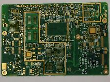 20 PC'S - DOUBLE SIDE PCB's  for gold recovery/scrap 66mm x 97mm each
