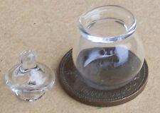 VETRO rotondo 1:12 Barattolo Di Stoccaggio Casa delle Bambole Accessorio da cucina in miniatura BW 2