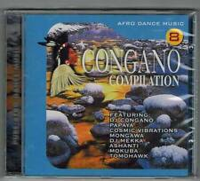 Congano - Compilation Vol. 8 - Afro Dance Music ( CD)