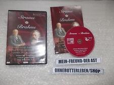 DVD Musik Strauss / Brahms (82min + 45min Audio) SILVERLINE