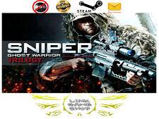 Sniper: Ghost Warrior Trilogy 1, 2 + DLC PC Digital KEY STEAM - Region free