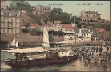 DINARD (35) - Arrivée du bateau «CHATEAUBRIAND» (St Malo)